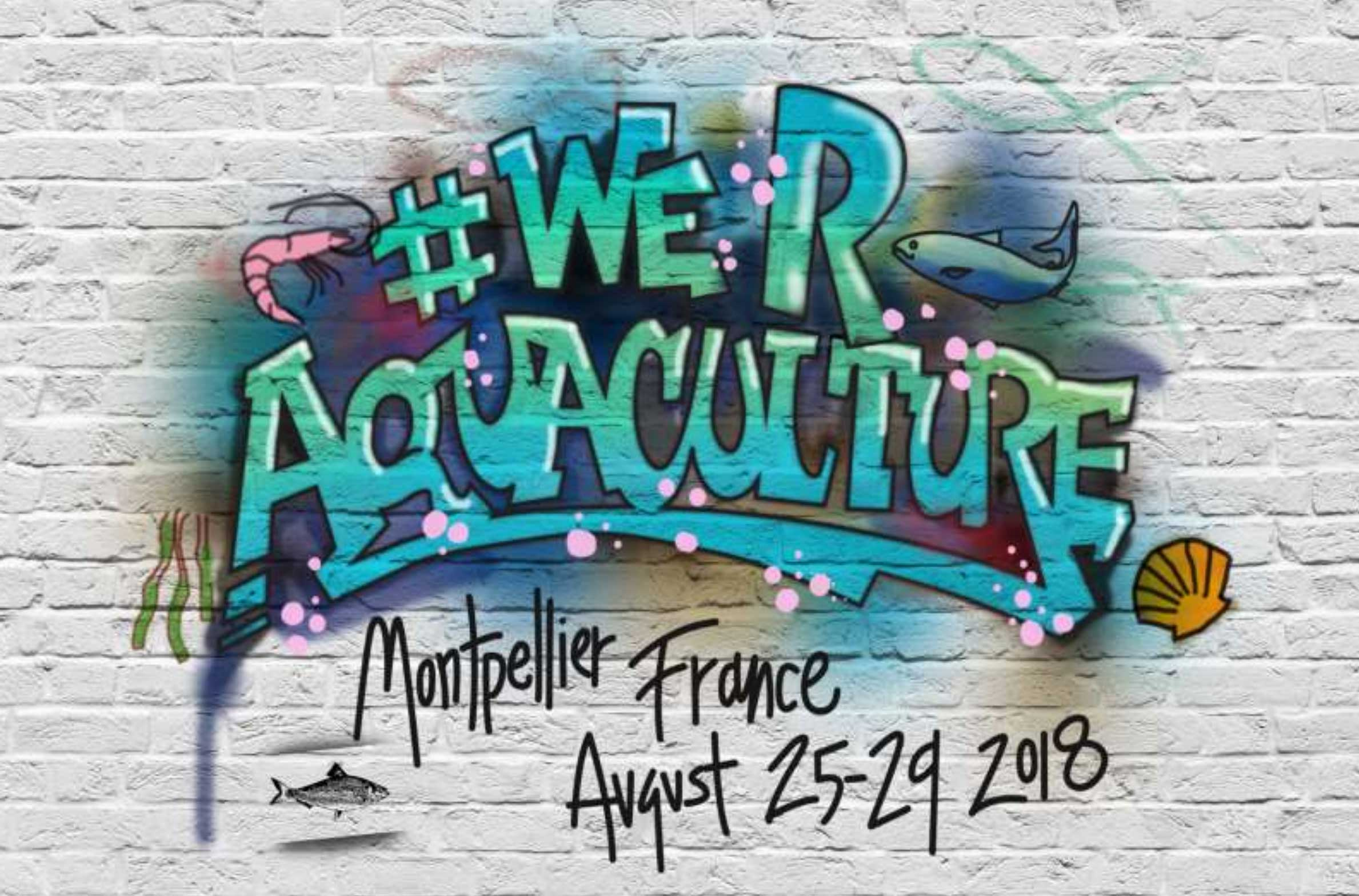 Arbiom participated to Aqua 2018 in Montpellier