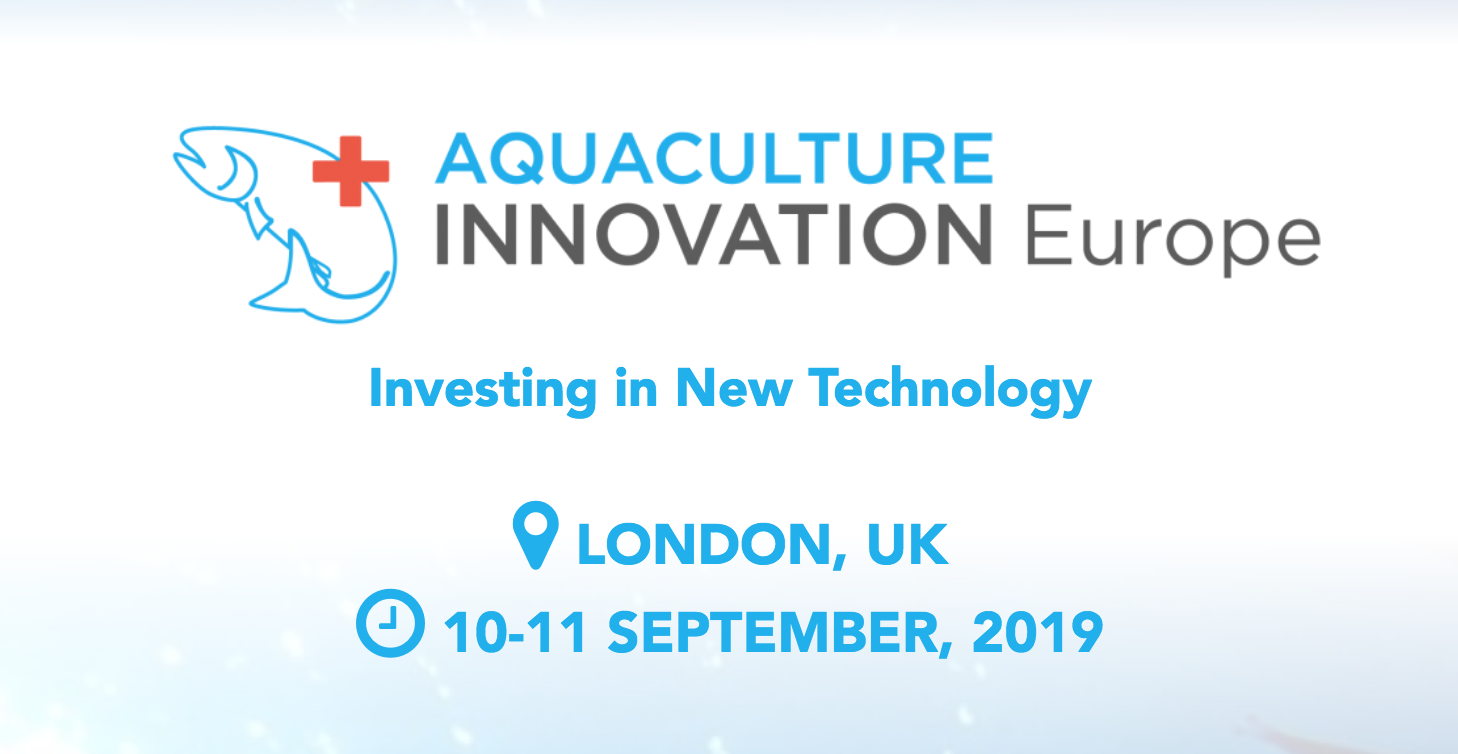 Arbiom has been selected as one of the finalists of the Aquaculture Innovation Showcase