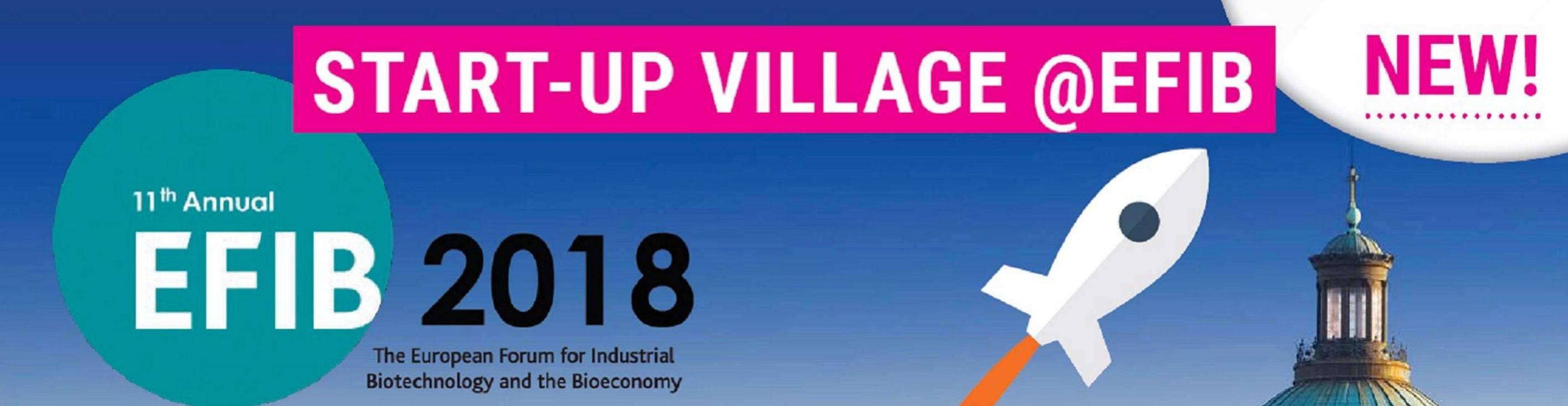Arbiom at the EFIB start-up village
