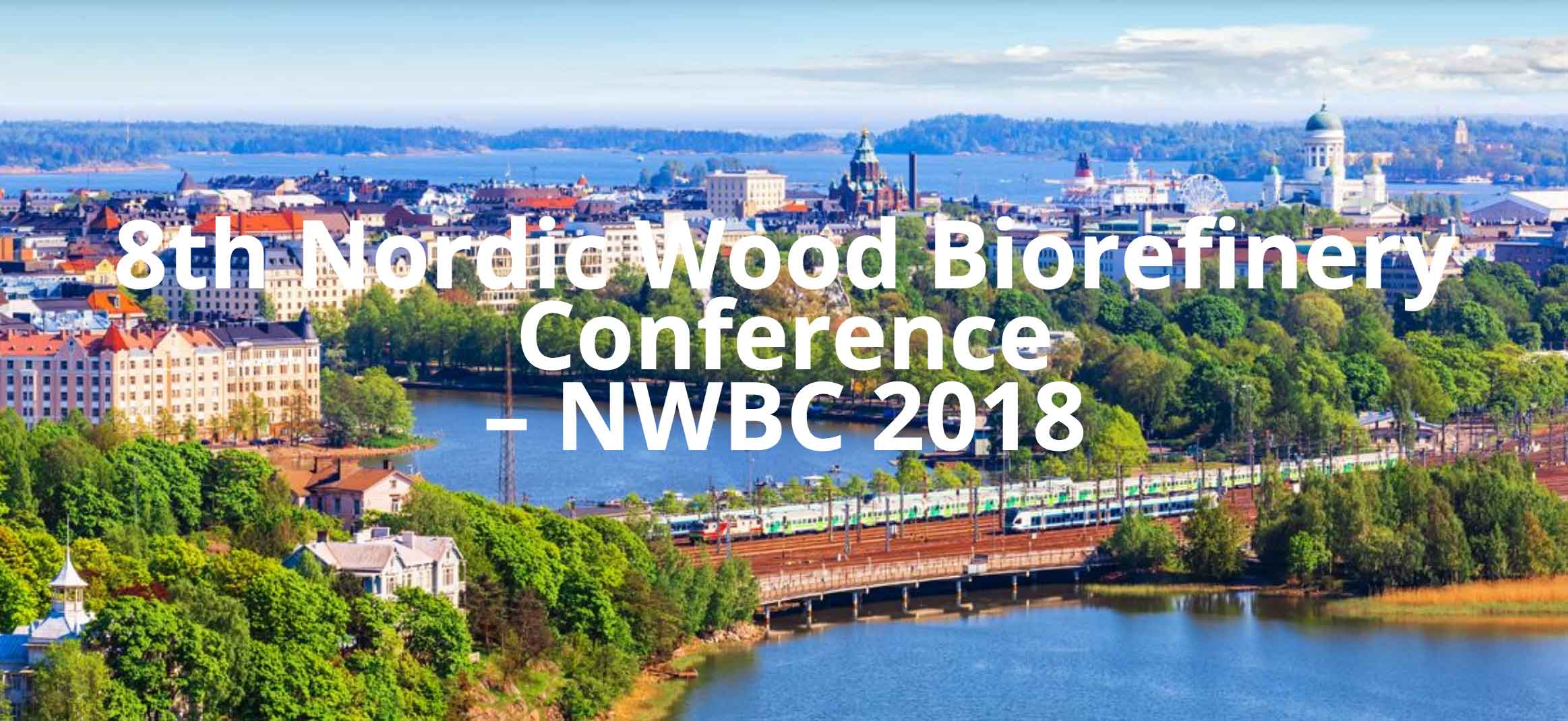 Arbiom at the Nordic Wood Biorefinery Conference
