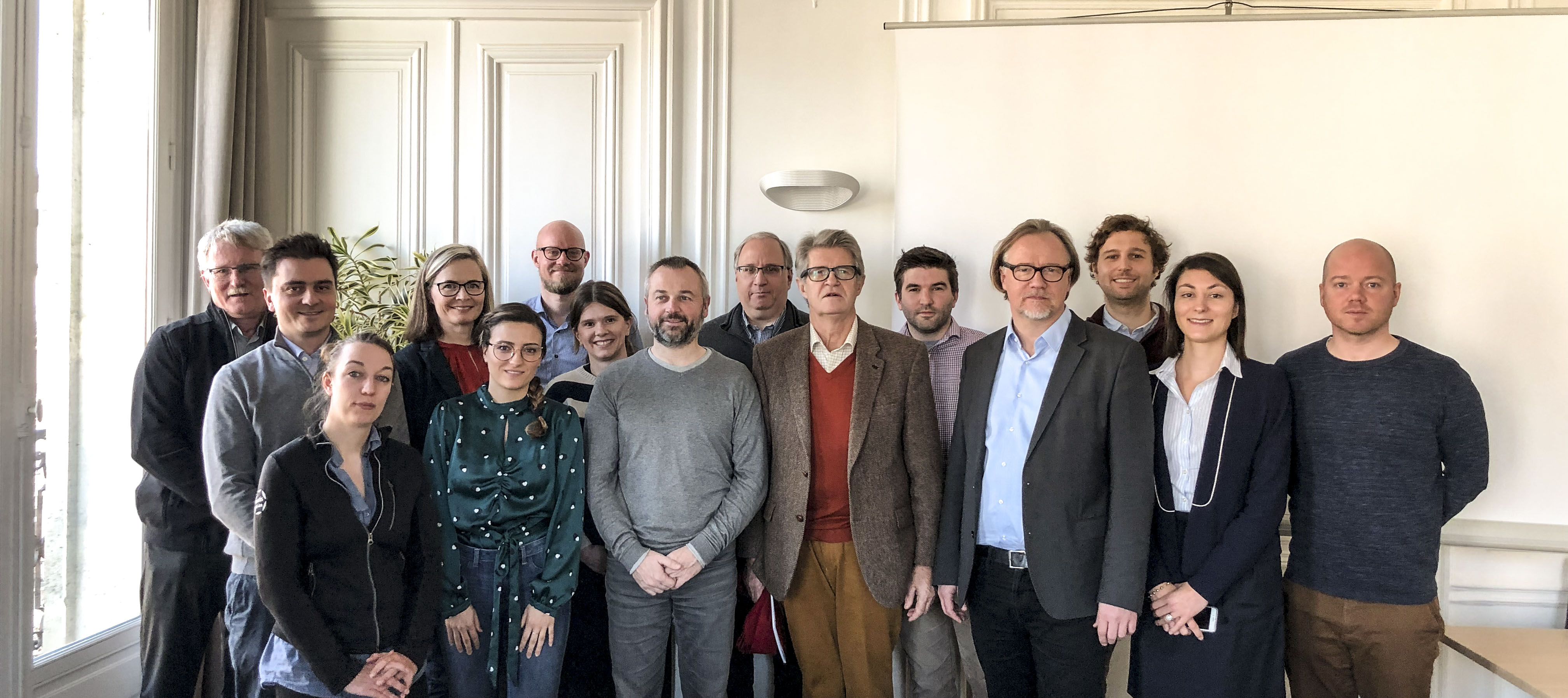 18 month general assembly in Paris