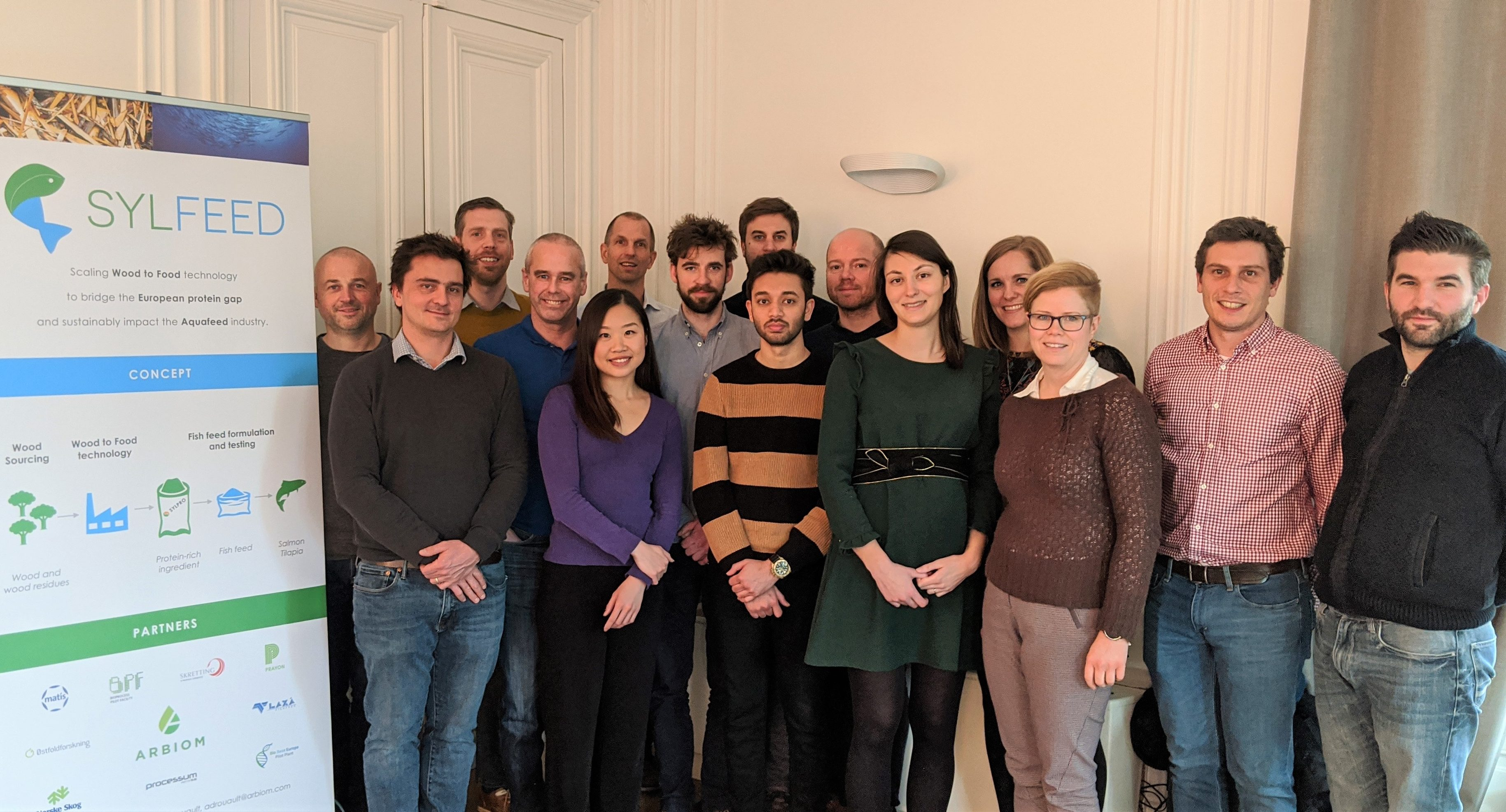 SYLFEED General Assembly in Paris